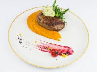 Biftek sa aromatizovanim puterom dostava