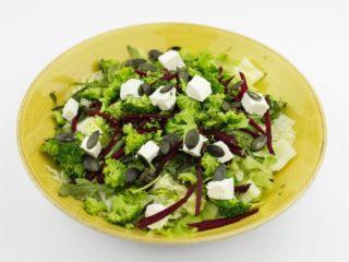 Sveže obojena salata dostava