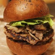 The aristocrat burger