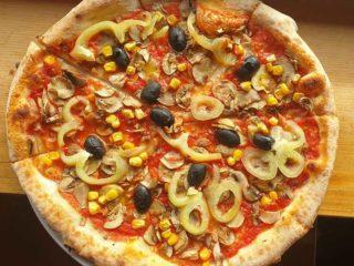Bašta pica dostava