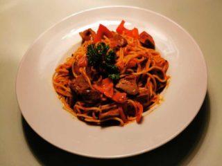 Spaghetti bolognese dostava