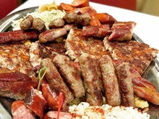 Mešano meso dostava