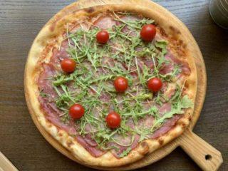 Pizza Prosciutto dostava
