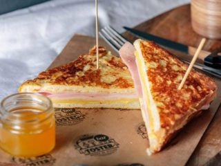 Monte Cristo sendvič dostava