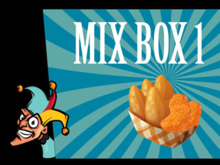 Mix box 1 delivery