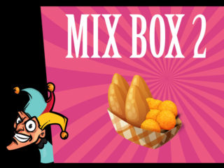 Mix box XL dostava