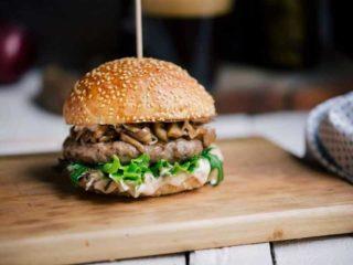 'Shroom burger dostava
