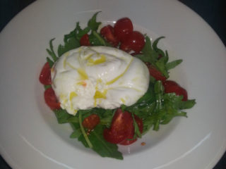 Burrata delivery