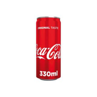 Coca-Cola Original 330ml dostava