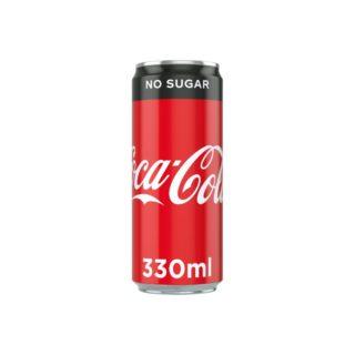Coca-cola - Zero delivery