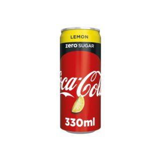 Coca-Cola - Zero Lemon dostava