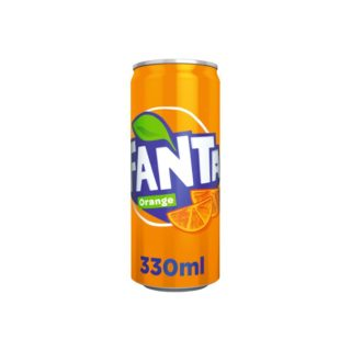 Fanta - Orange 330ml dostava