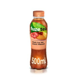 Fuzetea - Peach and hibiscus delivery