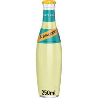 Schweppes - Bitter lemon delivery