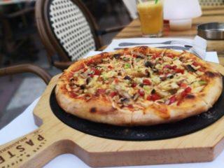 Vegetarijana pica dostava