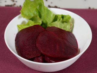 Beetroot delivery