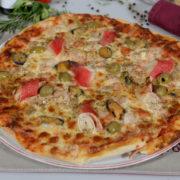Fruti di mare pizza