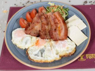 Jaja sa slaninom dostava