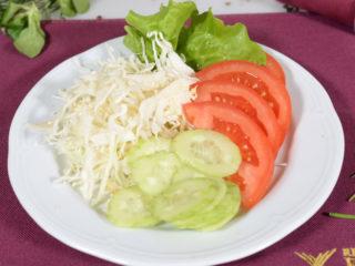 Mešana sveža salata dostava