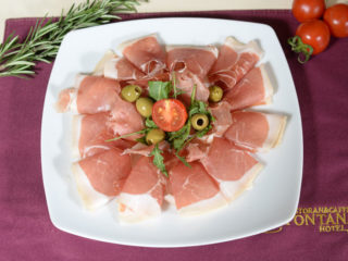 Njegos prosciutto delivery