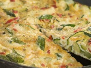 Omlet sa povrćem dostava