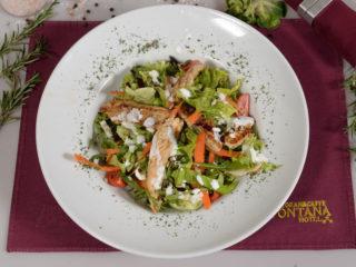 Chicken salad delivery
