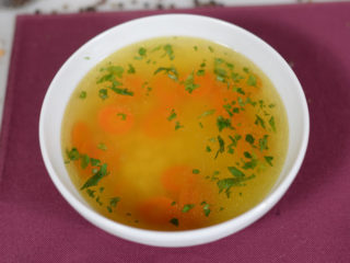 Chicken soup with noodles delivery