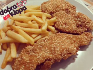 Chicken breast with sesame delivery