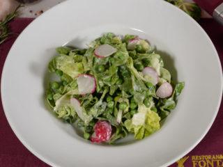 Spring salad delivery