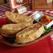 Stuffed french tost