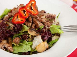 Bistecca salad delivery