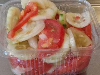Srpska salata dostava