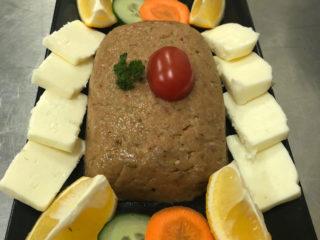 Tatar biftek dostava