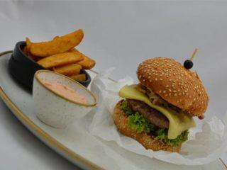Burger dostava