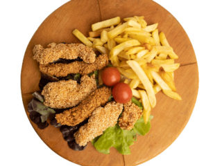 Crispy chicken dostava