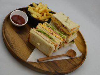 Club sandwich by Shonda delivery