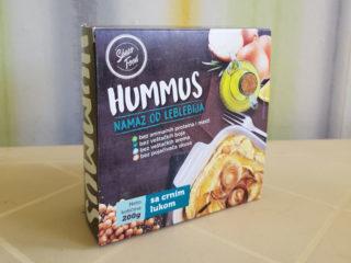 Onion hummus delivery
