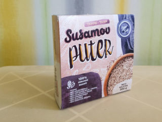 Sesame butter delivery