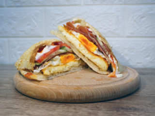 Gurmanski Miročki sendvič dostava