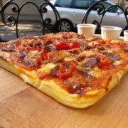 Bakina pizza