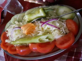 Garden salad delivery