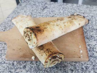 Rol sendvič šunka dostava
