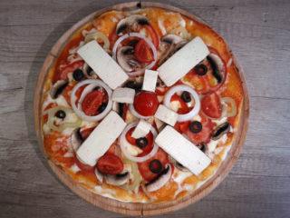 Veggie pica dostava
