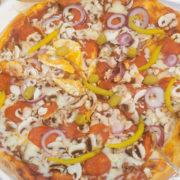 Čarli Braun pizza