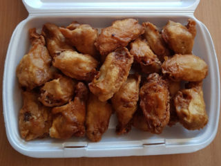 Wings kg delivery