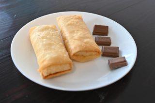92. Slatke rolnice sa čokoladom dostava