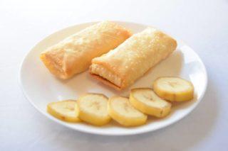 93. Slatke rolnice sa bananom dostava